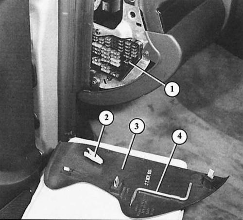 электрическая схема audi a4 b5
